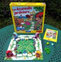 Les écureuils jardiniers