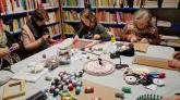 Atelier tissage décoratif 2